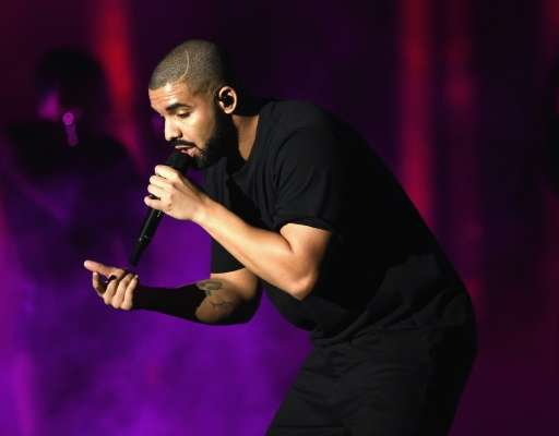 """Drake's song """"One Dance"""" is the most streamed song ever on Spotify even though he is closely identified with rival App"""