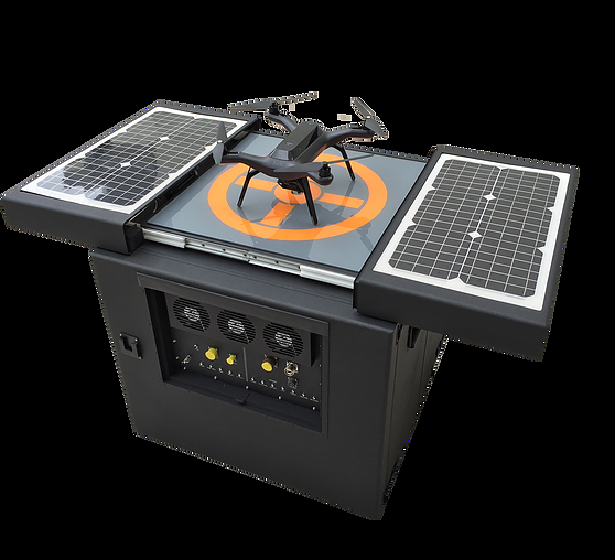 Dronebox nest concept carries impact on drone use efficiency