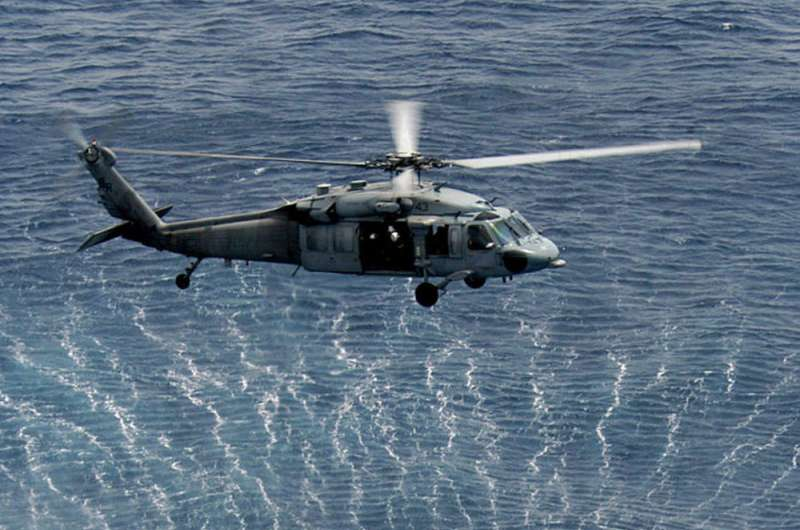 EgyptAir MS804: search and rescue at sea is never easy