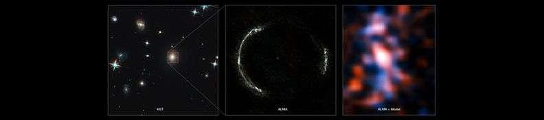 Elliptical galaxies not formed by merging