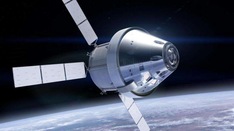 ESA to supply service module for first crewed Orion mission