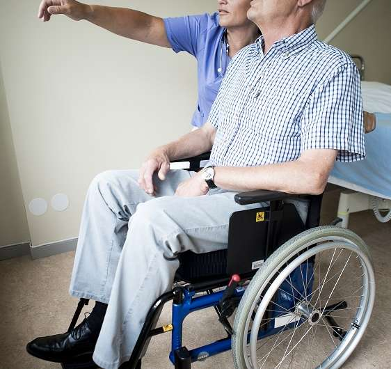 Exercise for people with dementia improves balance and reduces dependence