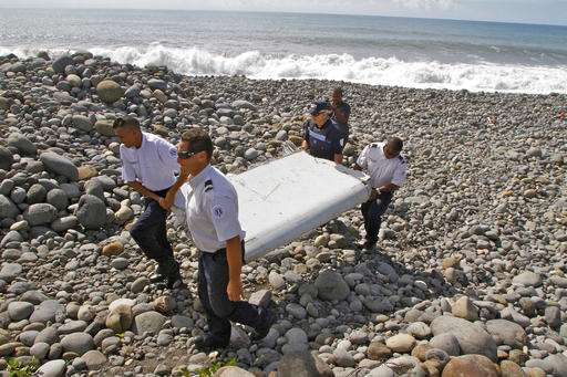 Experts use drift modeling to define new MH370 search zone