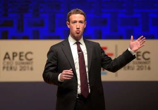 """Facebook CEO and chairman Mark Zuckerberg envisions a software system inspired by the """"Iron Man"""" character Jarvis as a"""