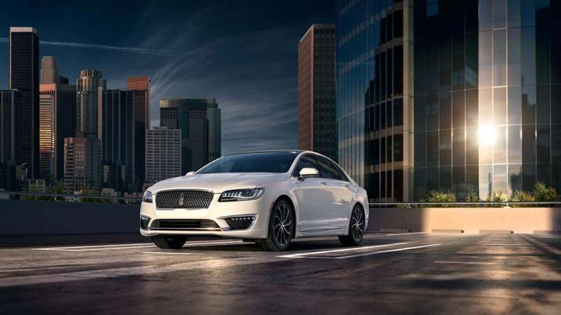 Fact sheet: 2017 Lincoln MKZ Hybrid