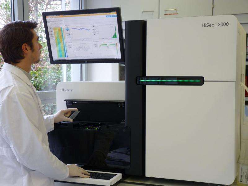 Faster diagnosis of sepsis pathogens