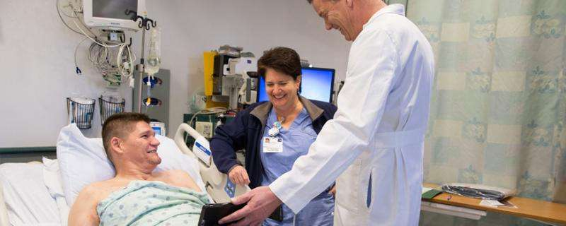 First elbow transplant performed between same patient's arms