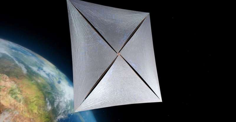 First test of Breakthrough Starshot interstellar probe highlights likely damage due to gas and dust