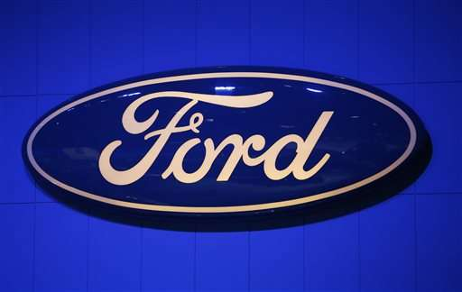 Ford establishing subsidiary to invest in new mobility