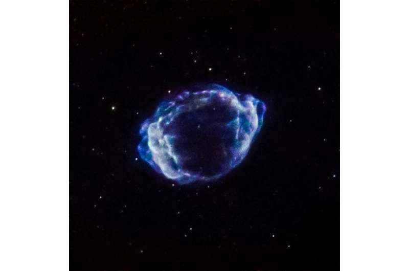 G1.9+0.3: Trigger for Milky Way's youngest supernova identified