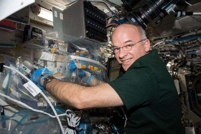 Gene analysis system could accelerate pace of research on the space station