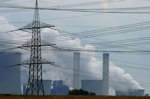 Germany and Luxembourg must cut emissions by 40 percent over 2005 levels under new targets set by the EU