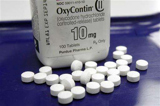 Getting overdose antidote with painkillers may cut ER visits