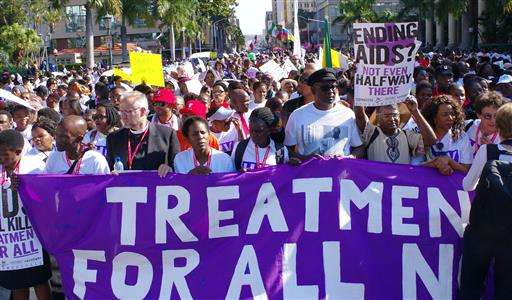 Global AIDS gains 'inadequate and fragile,' UN chief says