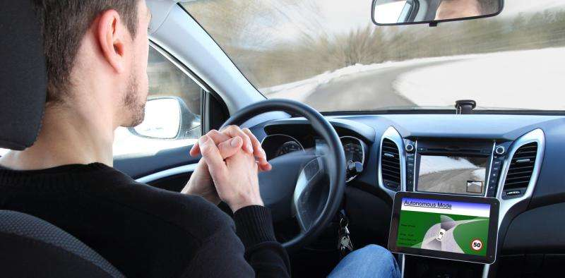 Google car crash—who's to blame when a driverless car has an accident?