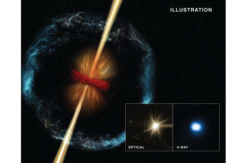 GRB 140903A: Chandra finds evidence for violent stellar merger