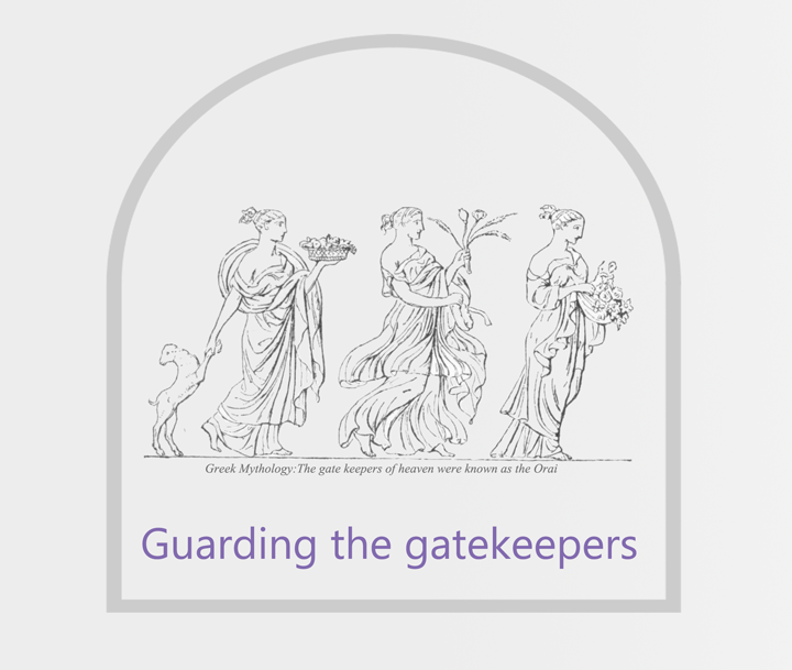 Guarding the gatekeepers