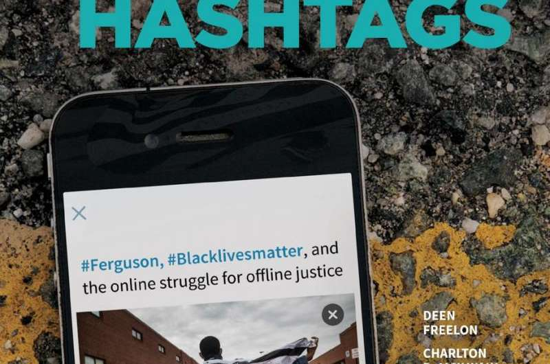 Hashtag activism can effect real-world change