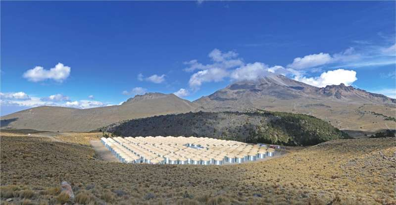 HAWC Gamma-ray Observatory reveals new look at the very-high-energy sky