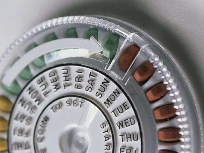 Hormonal contraception may raise depression risk