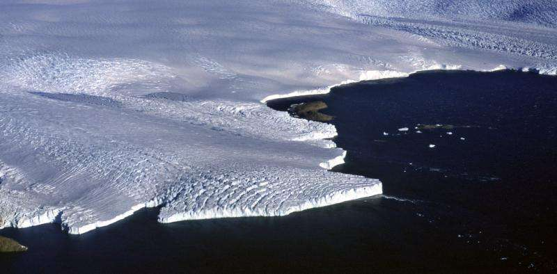 How ice sheets collapse—a lesson from the past