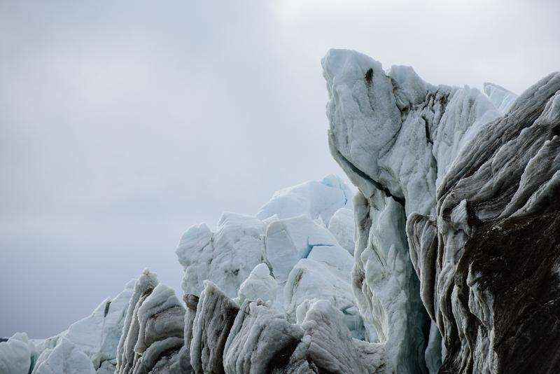 How meltwater from the ice sheets disturbed the climate 10,000 years ago