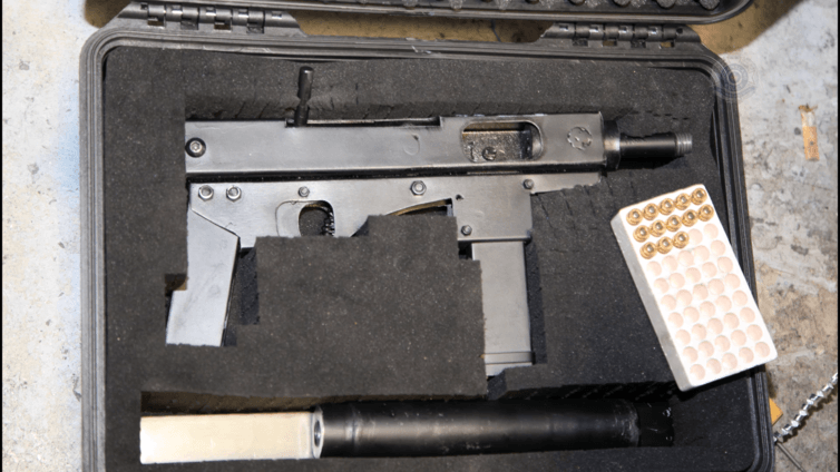 How real is the risk posed by 3D printed guns?