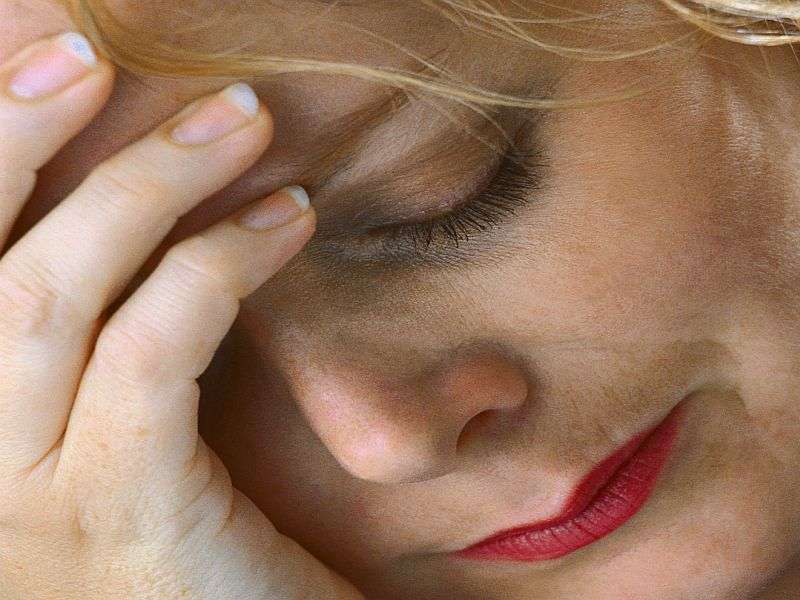 Hyperhidrosis tied to prevalence of anxiety, depression