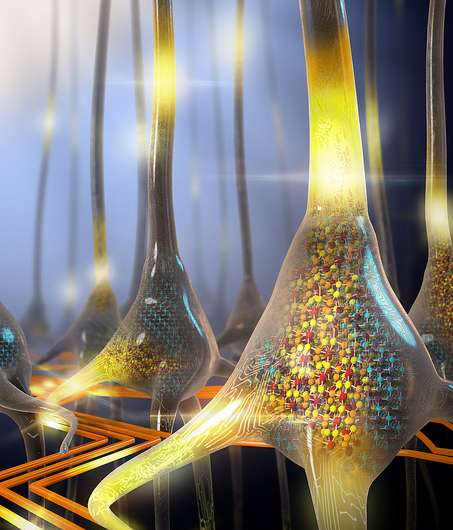 IBM scientists imitate the functionality of neurons with a phase-change device
