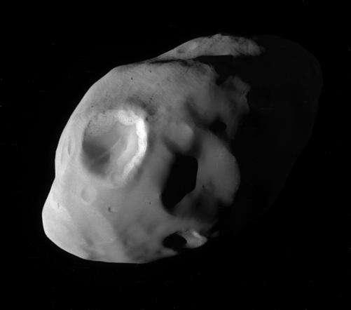 Image: Pandora up close
