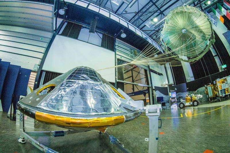 Image:Parachute for Mars