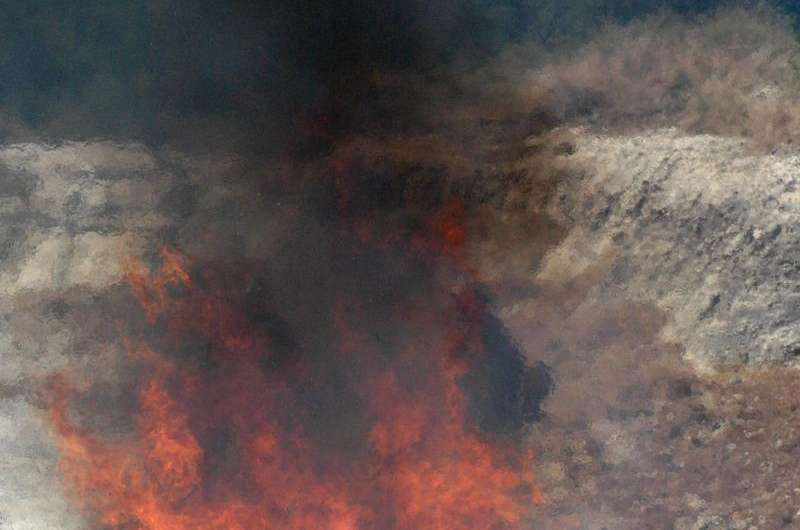 Increased legal liabilities limit prescribed fire use for brush control