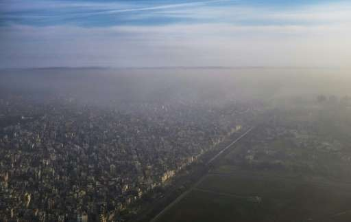 India, the world's third biggest carbon emitter  with its population of 1.3 billion people, has ratified the Paris climate agree