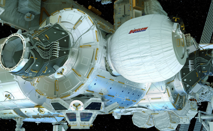 Inflatable space habitat to be tested on the ISS