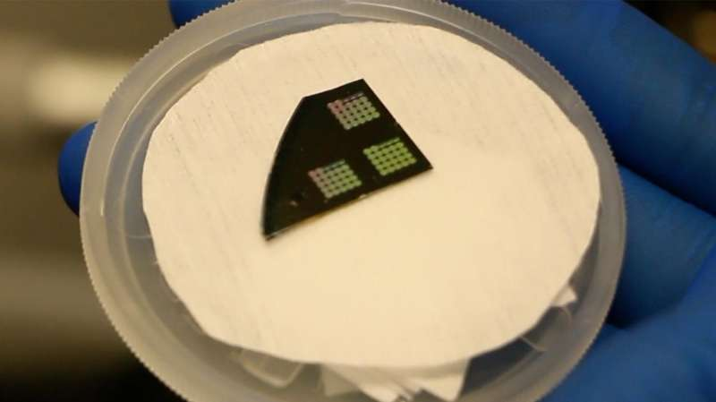 Innovations offer peek into the future of electronic devices
