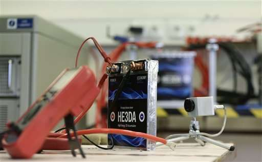 In race to improve batteries, nanotechnology provides hope