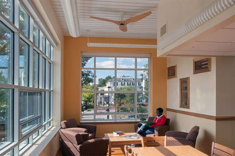 In search of energy-efficient comfort through 'smart' ceiling fans and thermostats