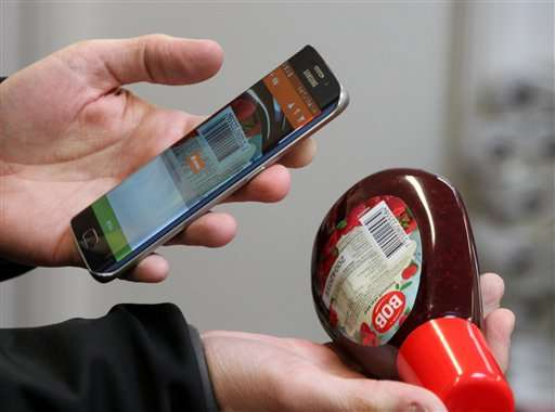 In Sweden's 1st unmanned food store, all you need is a phone
