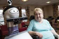 Introducing Alfie—the prototype robot helping elderly people stay independent for longer