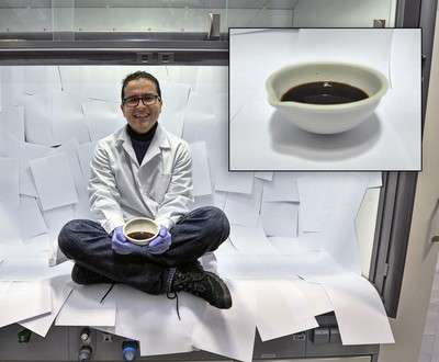 Is lignin the crude oil of the future? Maybe so, thanks to the Sun and photocatalysts!