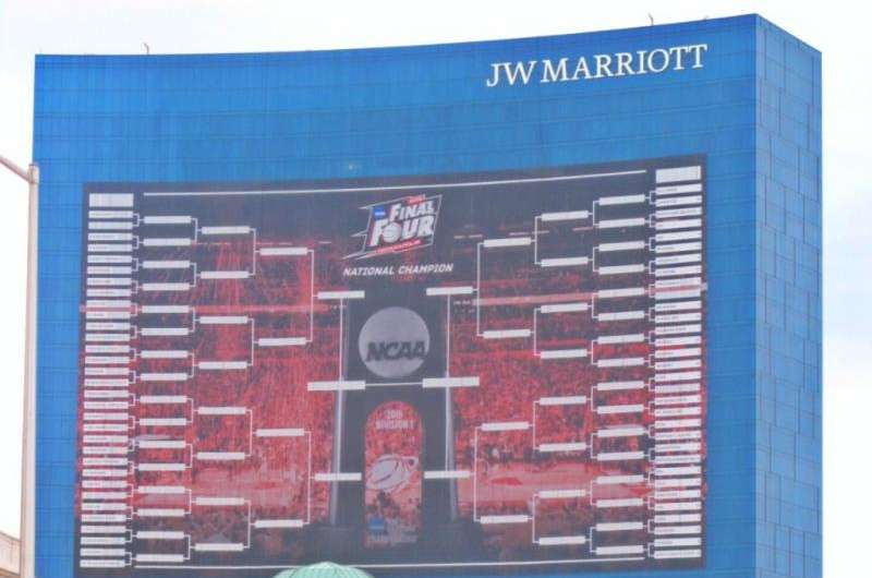 Is your March Madness bracket really better than mine?