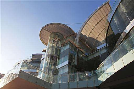 Jordan's newest mall debuts large-scale green technology