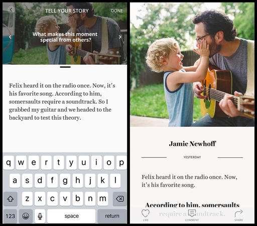 Kodak Moments app seeks to separate precious photo memories