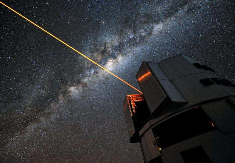 Laser cloaking device could help us hide from aliens