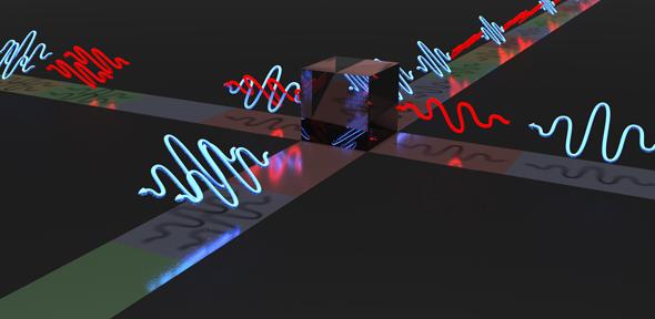 Laser technique promises super-fast and super-secure quantum cryptography