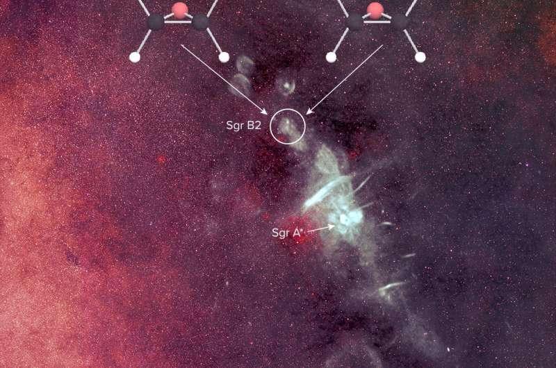 Life's first handshake: Chiral molecule detected in interstellar space