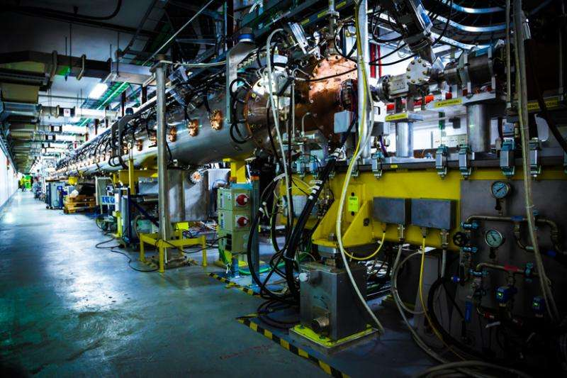 Linac 4 reached its energy goal