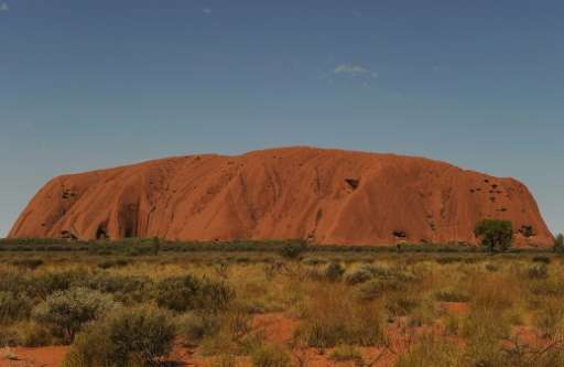 Local Aboriginal people consider Uluru sacred but more than 35 people have died attempting to scale the monolith since the late