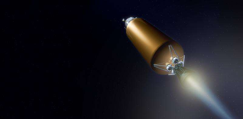 Making space rocket fuel from water could drive a power revolution on Earth
