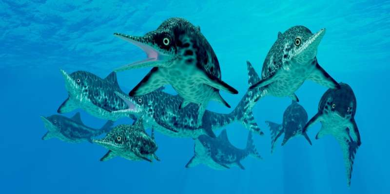 Marine life quickly recovered after global mass extinction